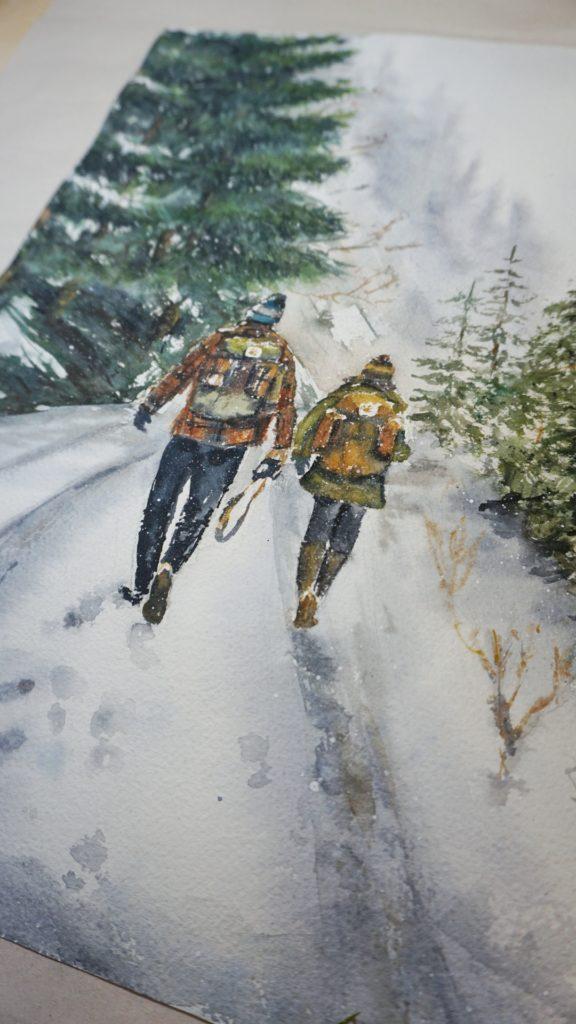aquarell-kunstwerk-original-valentinstag-besonderes-geschenk