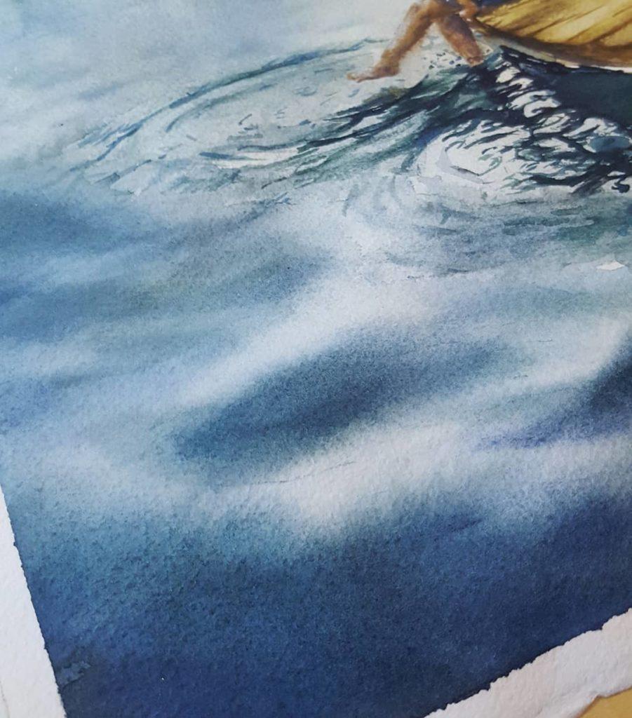aquarell-wasser-zeichnung